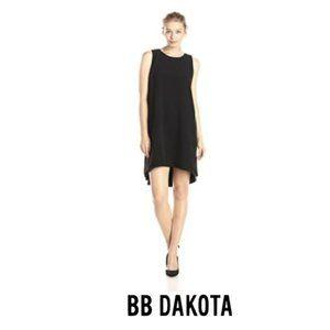 BB Dakota   Kenna Raw Edge High-Low Hem Dress